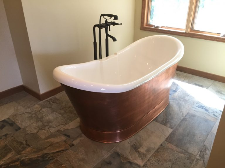 Custom Tudor Bathroom 7