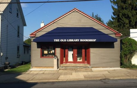 The Old Library Bookshop 1