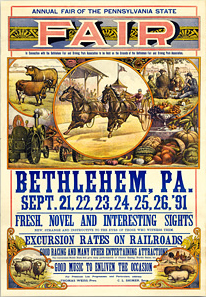 state fair flyer