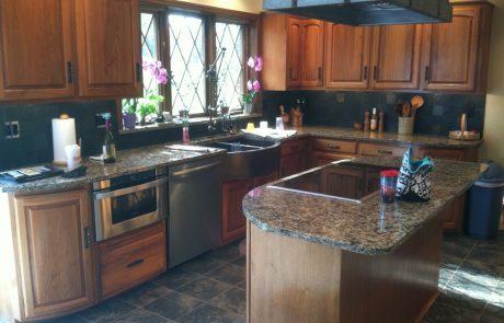 Cherryville Kitchen 1
